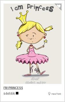 I'm princess