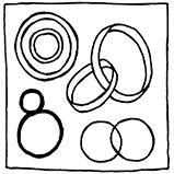 Круги и кольца