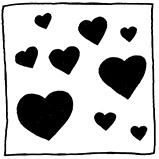 Сердца и сердечки