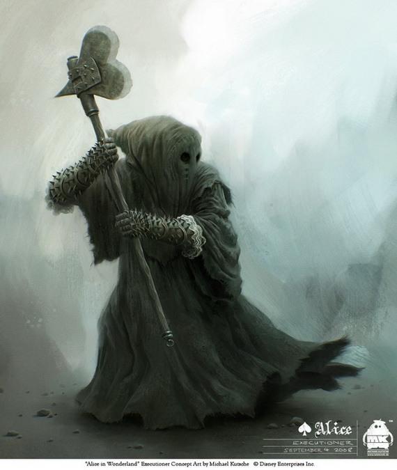 Alice - Executioner Concept
