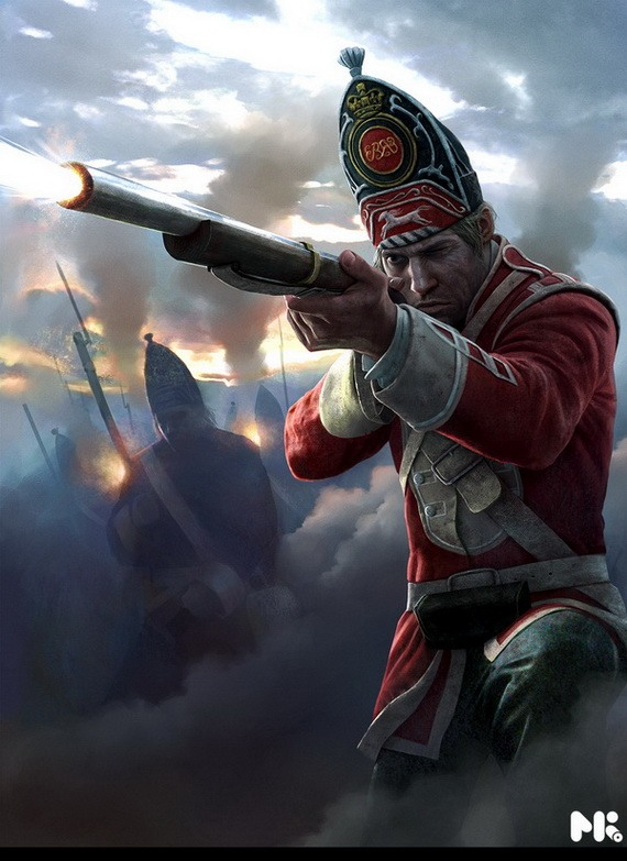 Empire, Total War Grenadier
