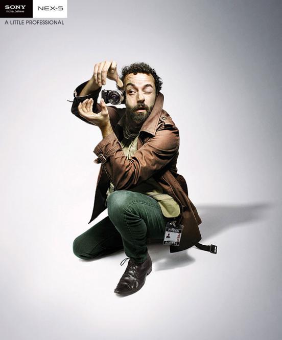Молодой австралийский дизайнер и фотограф Андреас Боммерт (Andreas Bommert)