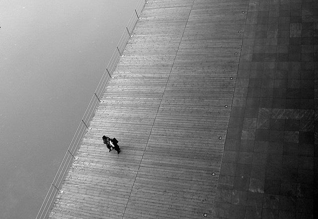 Минимализм в фотографии автор Gary gakout