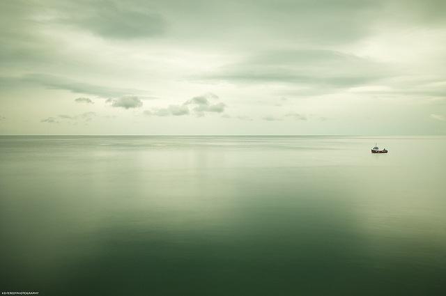 Минимализм в фотографии автор Keith Aggett
