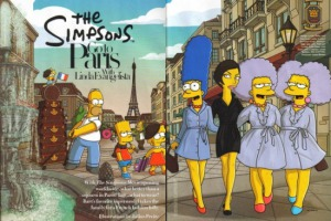 The Simpsons meet Fashion