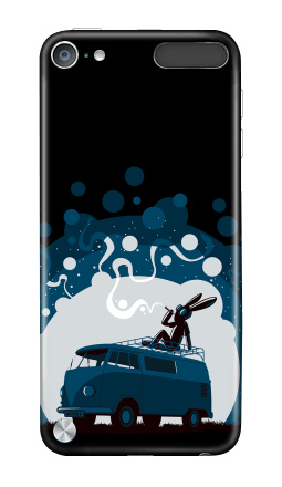 Наклейка на iPod Touch 5th gen. - Night Scene '11