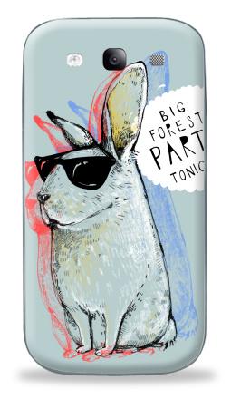 Наклейка на Galaxy S3 (i9300) - Кроль