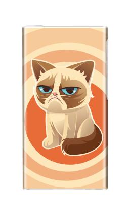Наклейка на iPod nano  7th gen. - Сурове, грустне, котячне