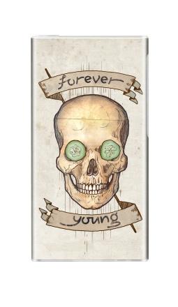 Наклейка на iPod nano  7th gen. - Forever young (вечно молодой)