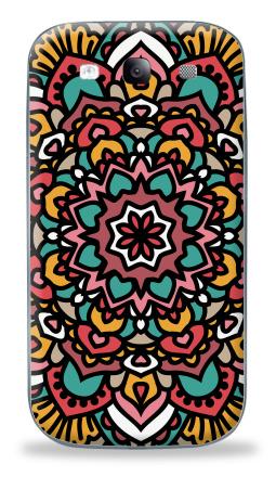 Наклейка на Galaxy S3 (i9300) - Моя мандала