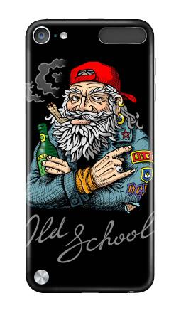 Наклейка на iPod Touch 5th gen. - Old School