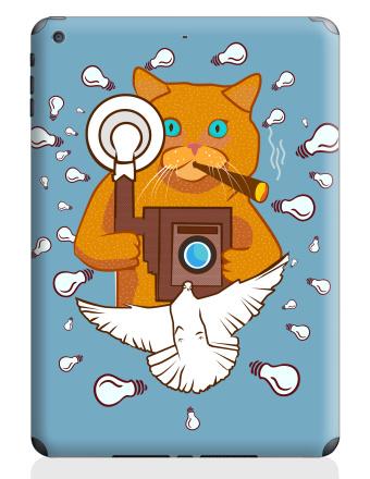 iPad Air 2, Котэ Фотограф