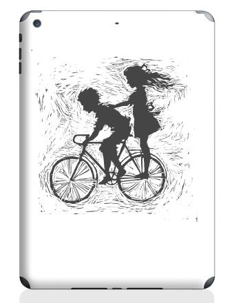 iPad Air 2, Летнее, велосипедное