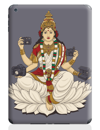 Saraswati, iPad Air 2