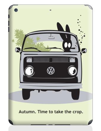iPad Air 2, Осень. Время собирать урожай.