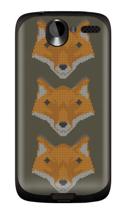 HTC Desire - 15 Foxes