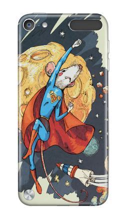 Наклейка на iPod Touch 5th gen. - СуперМышь