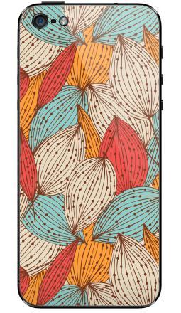 Наклейка на iPhone 5 - Осенняя романтика