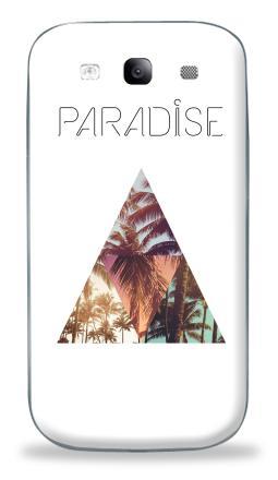 Наклейка на Galaxy S3 (i9300) - Paradise