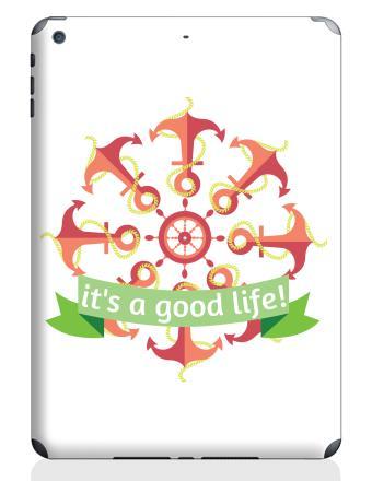 iPad Air 2, Якори и хорошая жизнь! :)