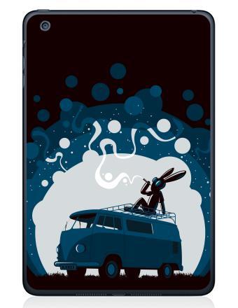Наклейка на планшеты - iPad Mini 1/2/3 - Night Scene '11