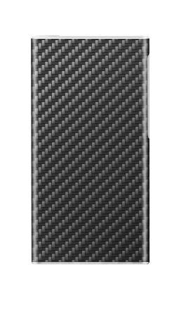 Наклейка на iPod nano  7th gen. - Carbon Fiber Texture