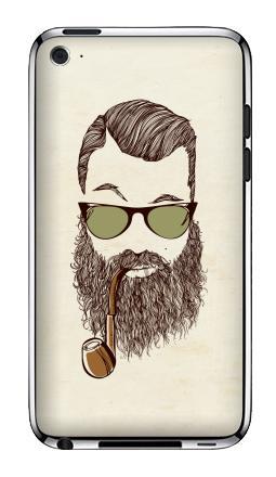 Наклейка на iPod Touch 4 - Верьте мне, у меня есть борода