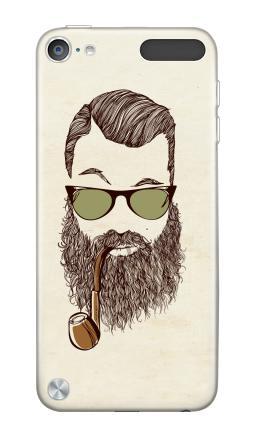 Наклейка на iPod Touch 5th gen. - Верьте мне, у меня есть борода