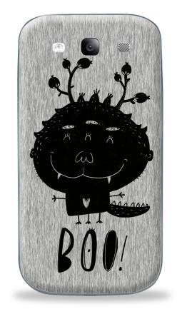 Наклейка на Galaxy S3 (i9300) - Бууу