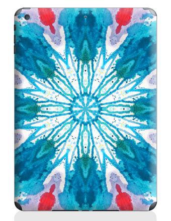 iPad Air 2, Акварельный цветок