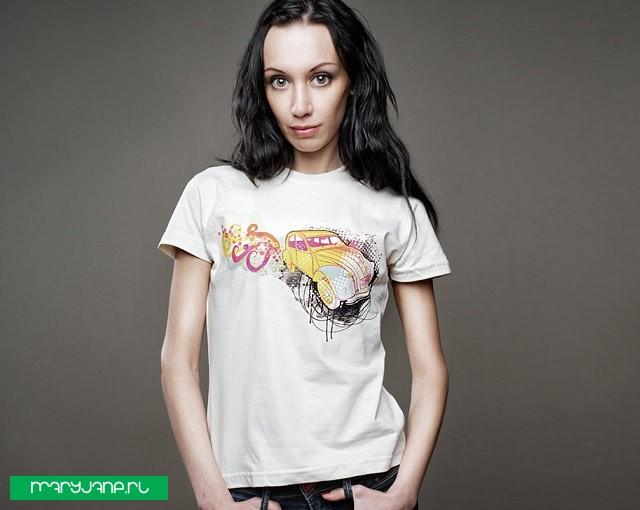 colorcar - фото футболки