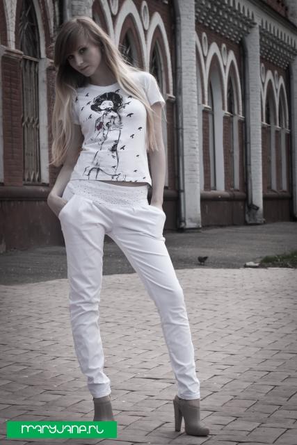 Ежна - фото футболки