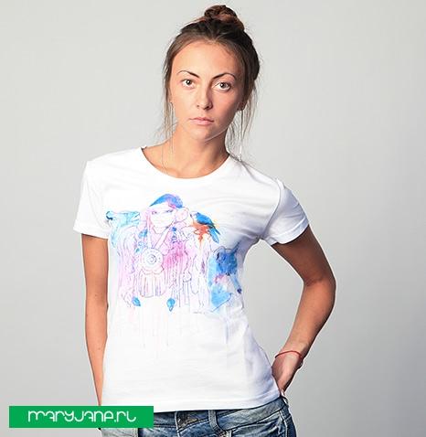 A-Lina - фото футболки