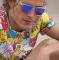 Футболка мужская 3D - Кактус с цветами