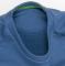 Cвитшот мужской, джинс 320гр, v2 - Кактус с цветами