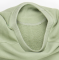 Cвитшот женский, св. хаки 320гр, стандарт - Кактус с цветами