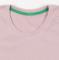 Футболка женская серо-розовая 180 гр. - Кактус с цветами