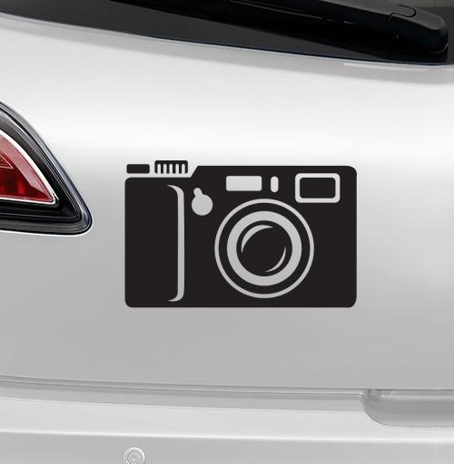 Фотик - наклейки на авто