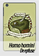 Защита iPad Mini Homo homini