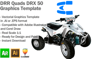 Quads DRX 50 ATV Quad