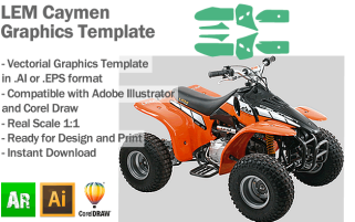 Caymen ATV Quad
