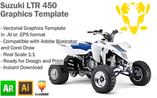 LTR 450 ATV Quad