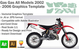 Enduro MX Motocross All Models 2002-2006