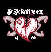 St. Valentine - футболки на заказ