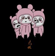 3 медведя - футболки на заказ