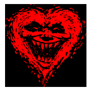 Evilheart - футболки на заказ