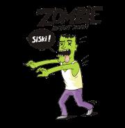 Zombie - Mutant Zone! - футболки на заказ