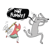 Прикольные футболки - not funny