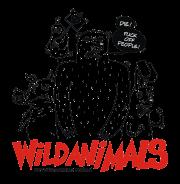 wild animals - футболки на заказ