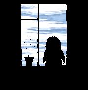 Мохнатик и Облако - футболки на заказ